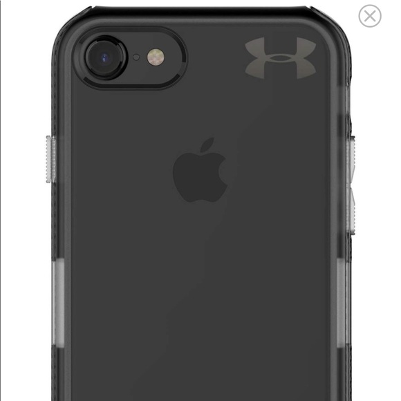 detailed look dc2d7 bd7a7 iPhone 7 or 8 plus Under Armor Verge case